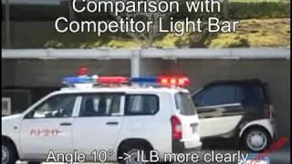 Den bao hieu xe Canh sat, Đèn báo hiệu cho xe Cảnh sát, Cứu hỏa, Cứu thương Patlite DACOvn