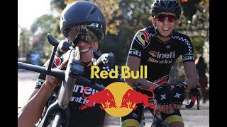 "CYCLING x RED BULL ""Tastes better when you share it"" 