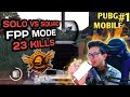 RRQ MOZA FPP SOLO VS SQUAD INSANE 23 KILLS FULL GAMEPLAY - PUBG MOBILE INDONESIA Mp3