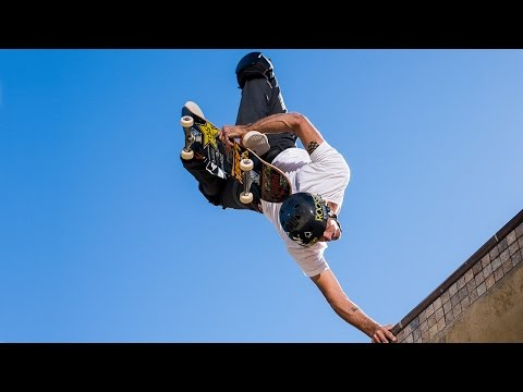 "Bucky Lasek's ""Buck-It"" Teaser"