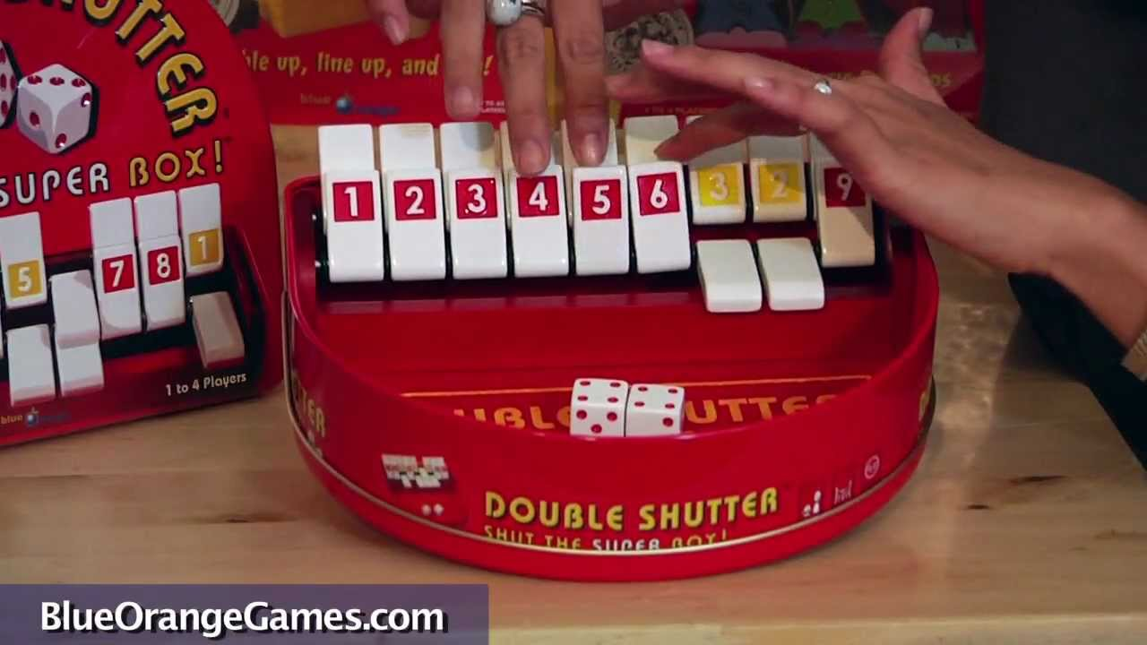 Shut the Box: Rules, Scoring and How to Play - Group Games 101