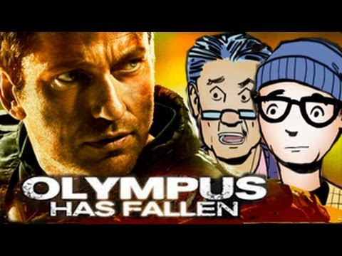 DIE HARD IN THE WHITE HOUSE! - Olympus Has Fallen Trailer Review on Trailer Hitch