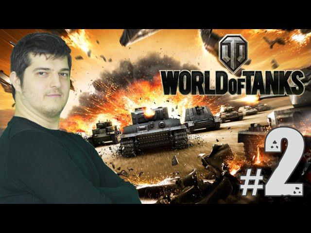 World of Tanks Oynuyoruz! #2 - Soğuk Savaş