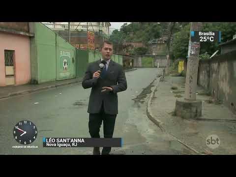 Bandido vai à delegacia sem saber que história já havia sido esclarecida | SBT Brasil (20/11/17)