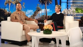 John Legend Knows Who Bit Beyoncé