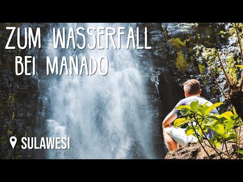 Weltreise Vlog • Auf zum Wasserfall! • Sulawesi • #120