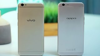 Vivo Y66 vs Oppo F1s Comparison