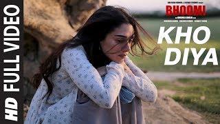 Kho Diya  Full Video Song | Bhoomi | Sanjay Dutt, Aditi Rao Hydari | Sachin Sanghvi | Sachin-Jigar
