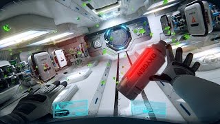 Adrift Gameplay Trailer (PS4/Xbox One) (Space Game)