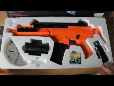 M48P Double Eagle BB Gun Review!