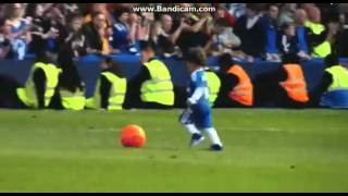 Epically Cute Damian Cech saves from Leo Torres in Chelsea
