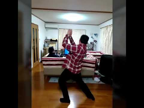 That's his best dance ever! the newest hiphop dance ! OMG! haha