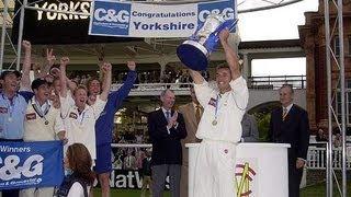 Somerset v Yorkshire (C&G Trophy Final) - 31/08/02
