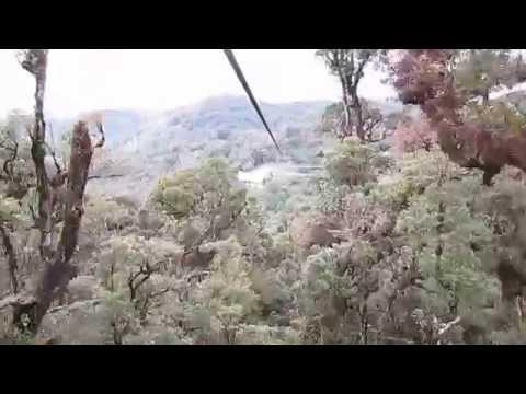 Zip Line Canopy Tour - Costa Rica