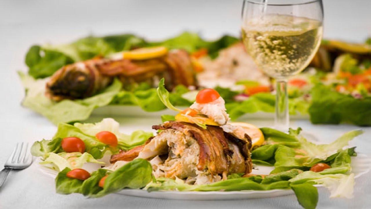 Рецепты праздничных салатов украшение