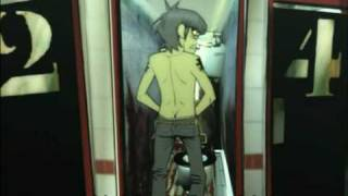Gorillaz on MTV Cribs (Subtitulado)