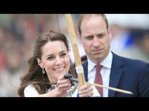 Prince William,  Kate Middleton Head to Bhutan