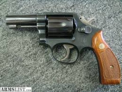 Smith and Wesson Model 10 Toplu Tabanca