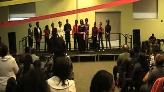 SAGS Youth Gospel 2014 songs
