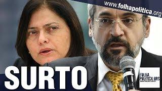 Esquerdistas têm 'surto' após ministro de Bolsonaro falar sobre roubos da Petrobras e declarar fim..