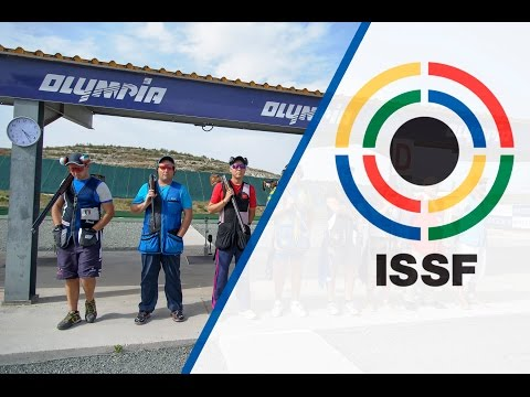 Watch today's Double Trap Men final at the 2015 ISSF Shotgun World Cup in Larnaca, Cyprus, where some of the best shooters of the world met trying to secure one of the two Rio 2016 Olympic...