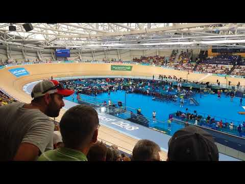 Gold Coast 2018 Commonwealth games cycling
