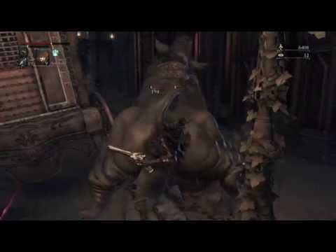 Bloodborne - Pig Anal Fisting video