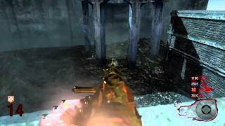Black Ops Zombie Glitches - Out & Under Der Riese (Original Map Pack)