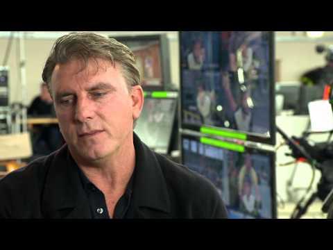 Maleficent: Director Robert Stromberg On Set Movie Interview