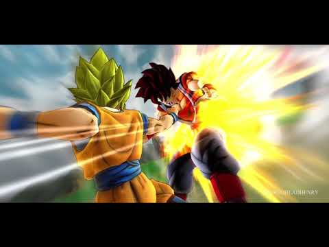 Goku vs. Evil Goku [Remastered]