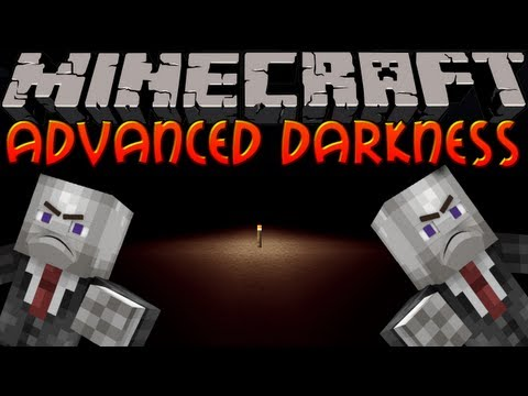 Advanced Darkness - the dark night