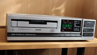 Philips CD 160 + Grundig SV-40 + B&W P-6