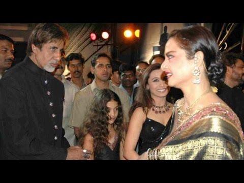 Evergreen Pair Amitabh Bachchan & Rekha