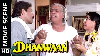 Kader wants to visit hill station | Dhanwaan | Movie Scene
