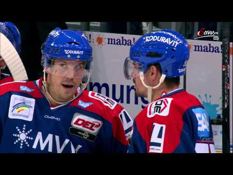 Hockeyshop Forster Servus TV Cable Guys Mannheim vs. Berlin Christoph Ullmann & Laurin Braun