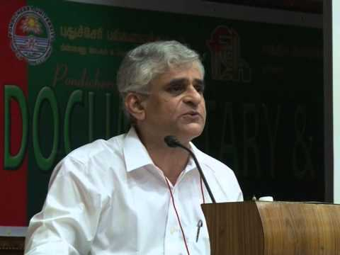 Inequality and Agrarian Crisis in India - P.Sainath at Pondicherry University