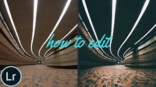 HOW TO EDIT LIGHTROOM TUTORIAL (URBAN PHOTOGRAPHY)