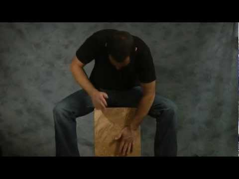 Cajon Solo - Danny Villanueva: Percussion