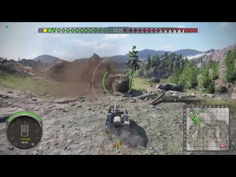 WORLD OF TANKS PS4/MLG ARTY!