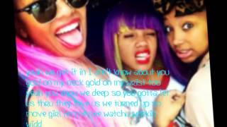 Watch Omg Girlz Baddie video