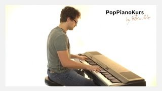 40 Famous Piano Songs: Patterns, Licks & Themes Medley in 1 Take (Part 1)
