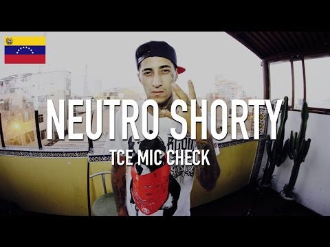 Neutro Shorty - Untitled ( Prod. By Young Taylor ) [ TCE Mic Check ]