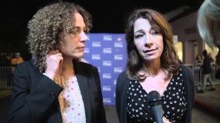 SBIFF 2015: Red Carpet interview with Antoinette and Marjolein Beumer, creators of