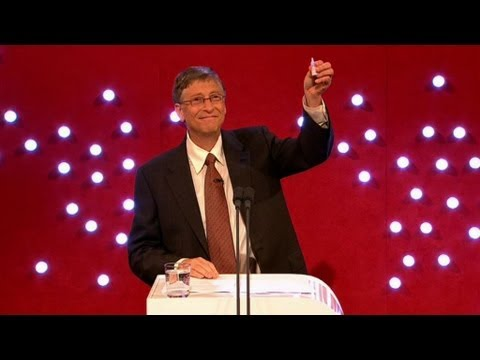 Gates the impatient optimist the richard dimbleby lecture bbc one