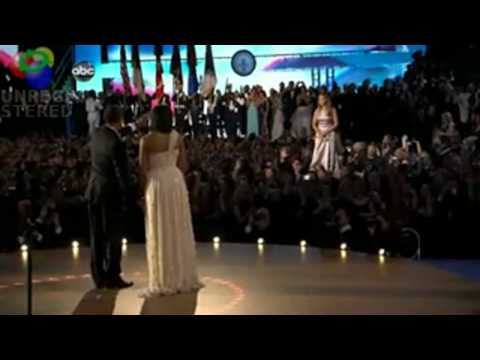 """Ego"" BEYONCE ""AT LAST"" HD BARACK & MICHELLE OBAMA's ""FIRST DANCE"""