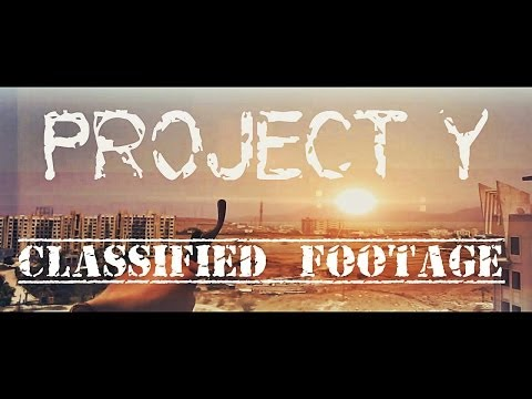 Project Y | After Effects / Hitfilm 2 Ultimate test video