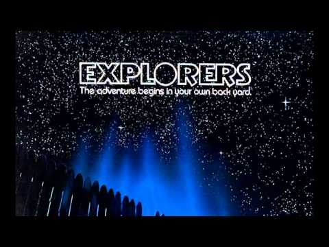 Jerry Goldsmith - Explorers - Soundtrack Music Suite 1985