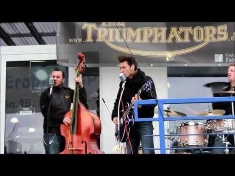 The Triumphators - Rockabilly Boogie
