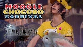 Final Fantasy XV - Moogle Chocobo Carnival Trailer