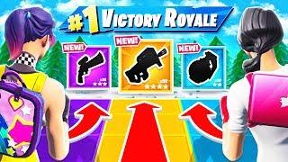 PUSH The LINE Rarity Battle *NEW* Game Mode in Fortnite Battle Royale